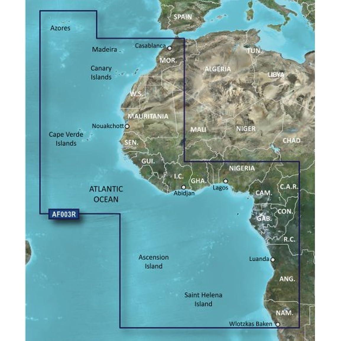 路地家主拾うGarmin 010-C0749-20 Bluechart G2 - HXAF003R - Western Africa - Micro SD & SD