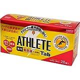 日本製 made in japan 薬用 ATHLETE Tab1錠x28パック BT-8573 【まとめ買い3個セット】