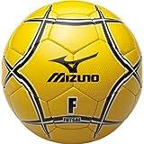 MIZUNO(ミズノ) フットサルボール 4号球 検定球 12OF34045 イエロー×ブラック