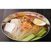 漫画「美味しんぼ」にも登場した名店「まだん」の韓国冷麺1食入り