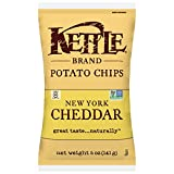Kettle Chips, New York Cheddar with Herbs, 142g
