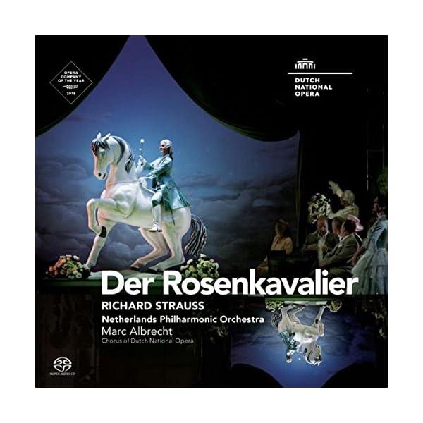 Strauss: Der Rosenkavalierの商品画像