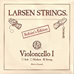 Larsen Soloist 4/4 Cello A String Strong Alloy-Steel [並行輸入品]