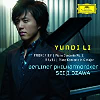 Prokofiev: Piano Concerto No. 2 by Yundi Li (2011-05-11)