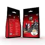 TRUNG NGUYEN チュングエン G7 3in1 16g ベトナム コーヒー インスタント コーヒー (20袋入り) [並行輸入品]