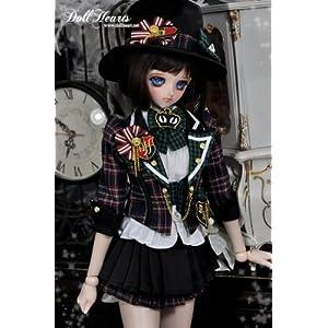 *DOLL HEART* DM-05 SCHOOL DAY Sade 60cm doll 洋服 SD