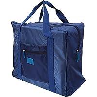 【2セット】旅行収納バッグ 旅行収納袋 衣類収納バッグ 衣類 布団 大容量 持ち手付 スボーツ アウトドア キャンプ 旅行 42CM*34CM*18CM