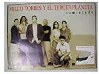 Millo TorresポスターY EL TERCER PLANETA