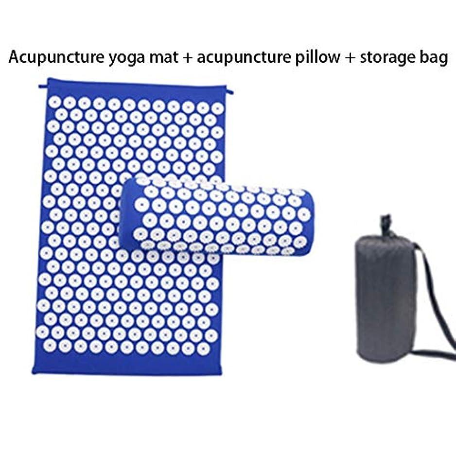 遠近法論理的にホースヨガ鍼cupパッドマッサージ鍼cupパッドは、頸椎の背中の痛みを和らげ、フィットネスや家庭で使用できます。