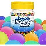 アイトランク iTrunk ぷよぷよボール 水で膨らむ 水ボール ウォータービーズ ジェリー 透明 七色 3000個入り