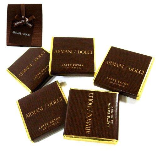 アルマーニ ドルチ チョコレート 18枚入り ARMANI DOLCI 板チョコ 数量限定