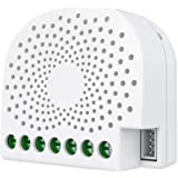 Aeotec Nano Shutter, Z-Wave Plus S2 Motor Driver On/Off/Stop Controller for Curtains, Window Blinds, Shades, Gates, Invisible