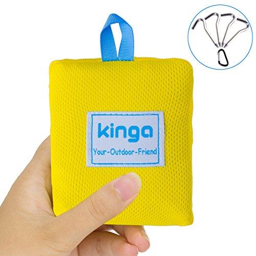 KINGA ポケットブランケット