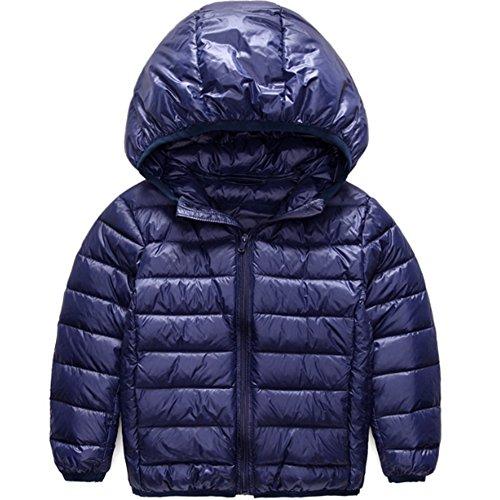 40b54cc162057 AKSSWEET 子供服 ダウンコート ダウンジャケット キッズ ベビー ジャケット 無地 フード付き ベビー服 女の子 男の子