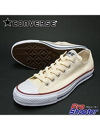 CONVERSE(コンバース) CANVAS ALLSTAR OX(キャンバスオールスター ローカット) ホワイト 7.5(26.0cm)
