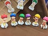 おそ松さん ワールドコレクタブルフィギュア 鬼松さん 全6種セット