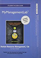 2012 MyManagementLab with Pearson eText - Access Card - for Human Resource Management