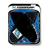 STOMPGRIP(ストンプグリップ) トラクションパッド タンクキット VOLCANO ブラック GSX-R750(08-09) GSX-R600(08-09) 55-4008B