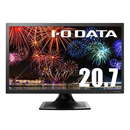 I-O DATA モニター ディスプレイ 20.7型 EX-...