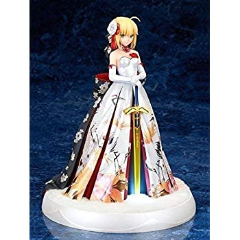 Fate/stay night セイバー 着物ドレスVer. 1/7 完成品フィギュア
