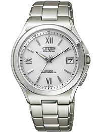 [シチズン]CITIZEN 腕時計 ATTESA アテッサ Eco-Drive エコ・ドライブ 電波時計 ATD53-2842 メンズ