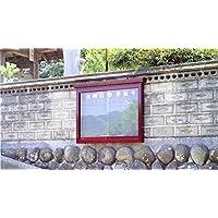 ◇【寺院用仏具】【掲示板】幅166cm 3-B15型 アルミニウム製 壁掛け式