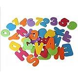 PINKING おもちゃ 赤ちゃん 入浴 お風呂に入る 英語 数字 可愛い 貼れる 知育に最適! プレゼント