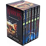Warriors Box Set: Volumes 1 to 6: The Complete First Series