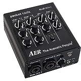 AER / DUALMIX2 エーイーアール アコースティックギター用 プリアンプ