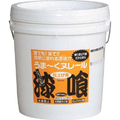 RoomClip商品情報 - 日本プラスター うま~くヌレール 18kg クリーム色 12UN22 (クリームイロ)