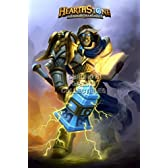 "CGC Huge Poster - Hearthstone Heroes of Warcraft Paladin Heroes - HEA002 (24"" x 36"" (61cm x 91.5cm)) by Hearthstone Heroes of Warcraft [並行輸入品]"