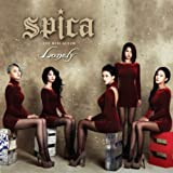 Spica 2nd Mini Album - Lonely (韓国盤)