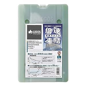 ロゴス 保冷剤 倍速凍結氷点下パックL 81660641