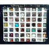 天然石 標本 タンブル 56種類セット 訳あり B品