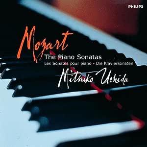 Mozart: The Piano Sonatas