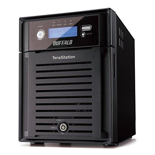 BUFFALO TeraStation RAID6対応 Read.65MB/s 2.0TB TS-XH2.0TL/R6