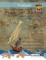 魚と船の信頼できるトランペット書:Shanties、Hornpipes、そしてSea Songs。グレード1〜4のトランペット奏者のために特別に用意された38の楽しい海をテーマにした作品。すべて簡単なキーで。