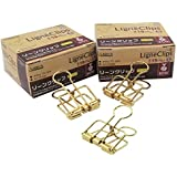 サンケーキコム リーンクリップ S LC-S20GD 10個入×2箱 ゴールド