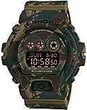 [カシオ]CASIO 腕時計 G-SHOCK Camouflage Series ウッドランドカモ GD-X6900MC-3JR メンズ