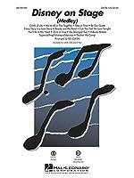 Disney On Stage - Medley (SATB/Piano)/ ディズニー・オン・ステージ - メドレー (混声4部合唱/ピアノ). For 合唱, 混声四部合唱(SATB), ピアノ伴奏