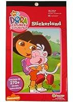 Nick Jr Dora The Explorer Stickerland (booklet of over 270+ stickers)