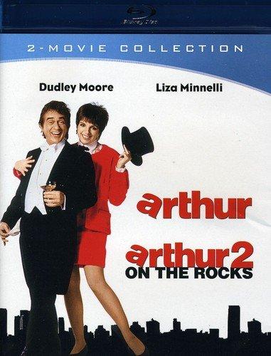 Arthur / Arthur 2: On the Rocks (2-Movie Collection) [Blu-ray]