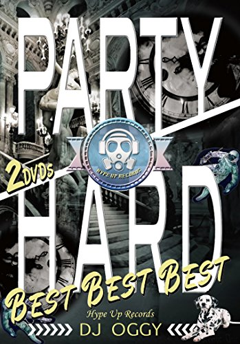 Party Hard Best Best Best [DVD]