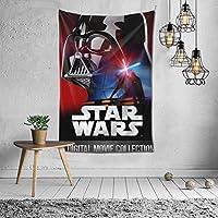 スターウォーズ STAR WARS タペストリー 壁掛け ポスター 背景布 壁飾り 家 リビングルーム ベッドルーム 部屋 おしゃれ 150*200cm