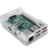 Raspberry Pi ラズベリー・パイ 超小型パソコン MODEL B (PLUS) &専用ケ-ス model B+ Case(Clear)