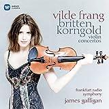 ブリテン コルンゴルト:ヴァイオリン協奏曲