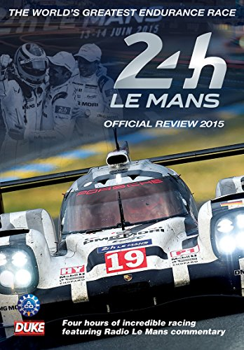 Le Mans 2015 [Blu-ray] [Import]