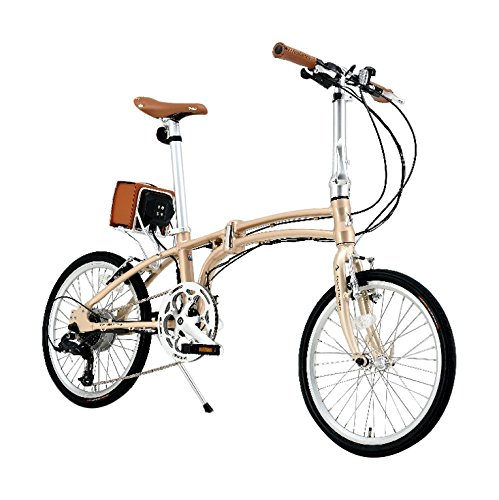 Daytona Pottering Bike 電動アシスト自転車DE01