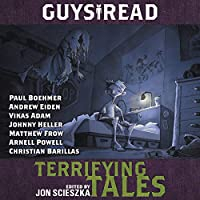 Terrifying Tales (Guys Read Library of Great Reading)