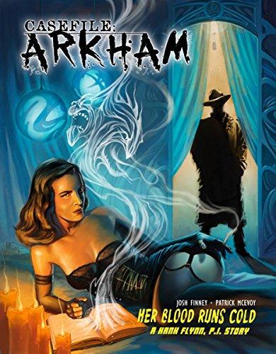 Casefile: ARKHAM - Her Blood Runs Cold (English Edition)